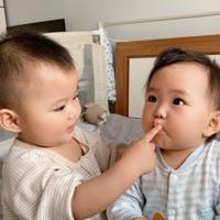 #双胞胎#