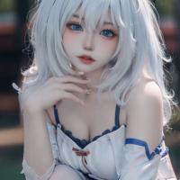 #洛丽塔#小姐姐穿Lolita可以有多美~你一点不知道!