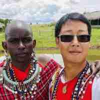 #春日心愿旅行地#中国人,第一次在非洲卢旺达,种出了火龙果