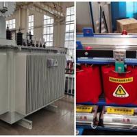 油浸式变压器,SS11-400035高中低压